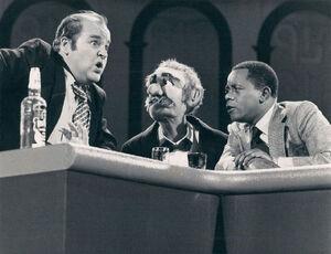 Nov 11, 1971 Dom DeLuise, a Muppet & Flip Wilson
