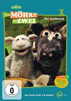 Sesamstraße-Eine-Möhre-für-Zwei-1-Der-Arztbesuch-DVD-(2012)