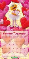 Sesamstrasse 2011 calendar c