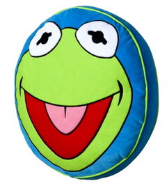 Jay franco kermit pillow 2012