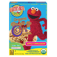 Apple Cinnamon Organic On-the-go O's Cereal