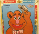 Muppet puzzles (Playskool)