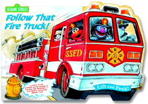 Follow That Fire Truck!