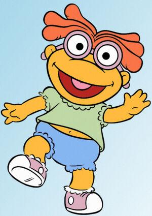 Muppet Babies - Skeeter