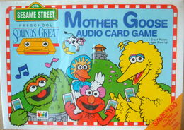 Sounds great mother goose audio card game
