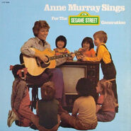 Anne Murray Sings for the Sesame Street Generation