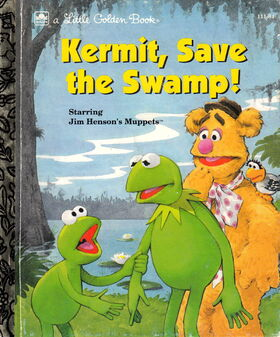 Book.kermitsaveswamp