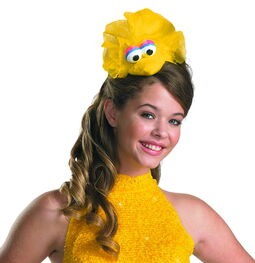 Disguise 2012 headband big bird