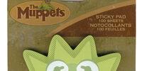 Kermit sticky pad
