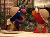 Grover-Paleontologist