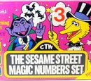 The Sesame Street Magic Numbers Set