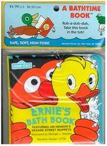 Ernie's Bath Book