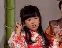 Kaguya-Hime school play baby