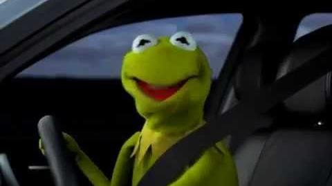 BMW - Kermit the Frog (2005, Germany)