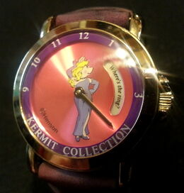 Piggy kermit collection watch 1