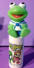 Avon 1985 muppet babies cologne w finger puppet tops 3