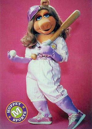 MuppetSports-MissPiggy