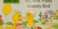 Big Bird Visits Granny Bird