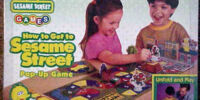 How to Get to Sesame Street (game)