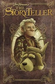 The StoryTeller (graphic novel)