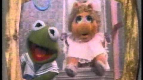 The Muppets for Pampers 1984 TV commercial