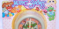 Muppet Babies clock (Brampton)