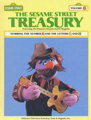 The Sesame Street Treasury Volume 6