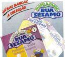 Rua Sésamo books