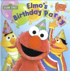 ElmosBirthdayPartyBook
