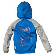 Puma 2016 elmo zip up hoodie 2