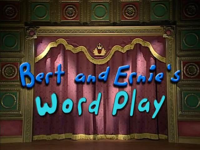 Words & Wordplay...
