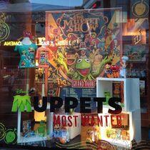 Ghirardelli shop window MMW