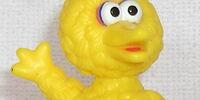 Sesame Street Happy Meal Blocks