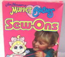 Muppet Babies Sew-Ons