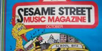 Sesame Street Music Magazine Vol. 1, No. 1