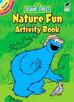 Dover nature fun activity book