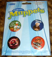 Loungefly muppet buttons