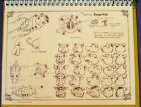 Swine Trek Character Guide