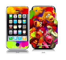 Fraggle Rock iPhone Skin 5