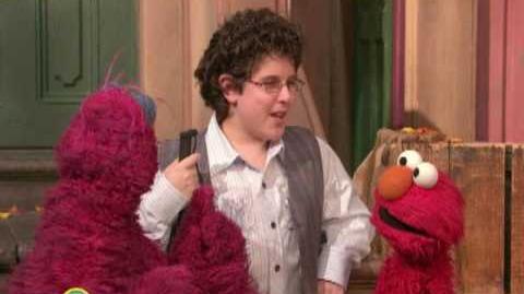 Sesame Street Rocco Fiorentino Sings