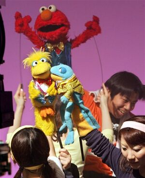Japanesemuppeteers