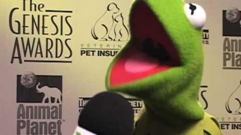 Kermit on VegTV