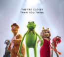 The Muppets (2011) posters