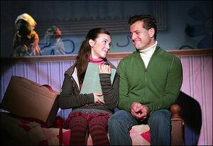 Meg Guzulescu and Stephen Bienskie 2009