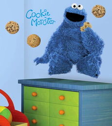 Roommates 2010 cookie monster 1