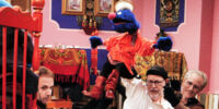 Return performances by Frank Oz on Sesame Street