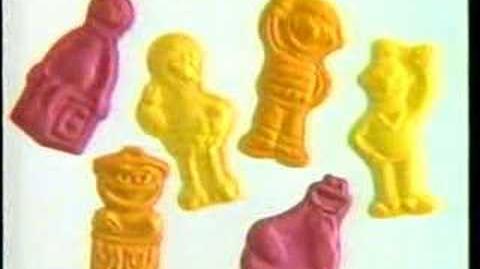 Sesame Street Vitamins Commercial