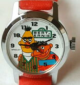 Bradley bert and ernie watch