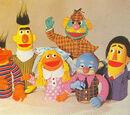 Abrete Sesamo puppets (Vicma)