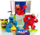 Sesame Street bath set (Jay Franco)